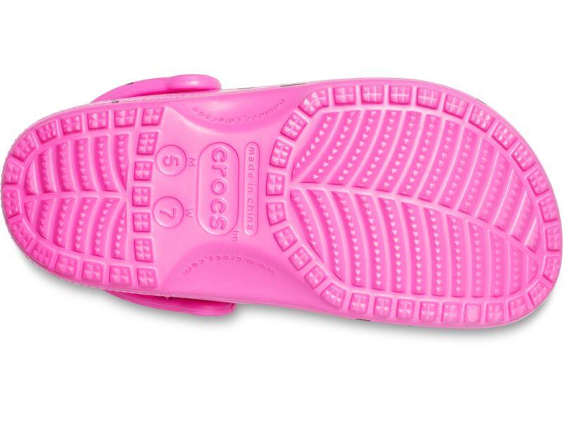 Crocs™ Classic 90s Clog Electric Pink/Black