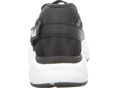 FILA Dynamico Low Women's Black/Silver