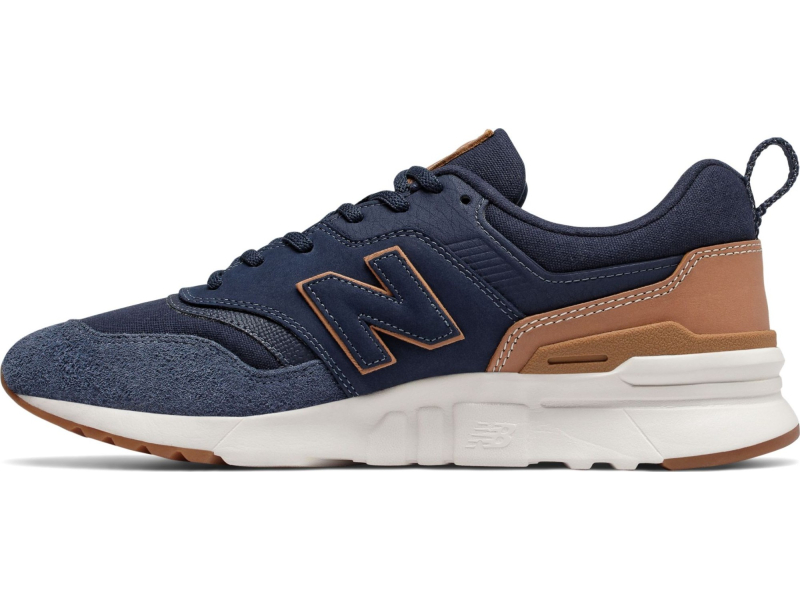New Balance CM997 T1 Natural Indigo