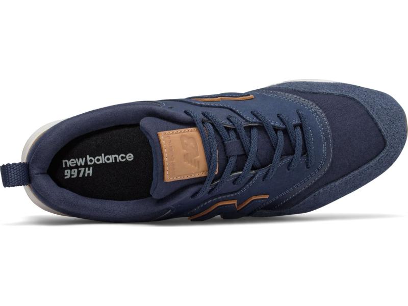 New Balance CM997 T1 Natural Indigo