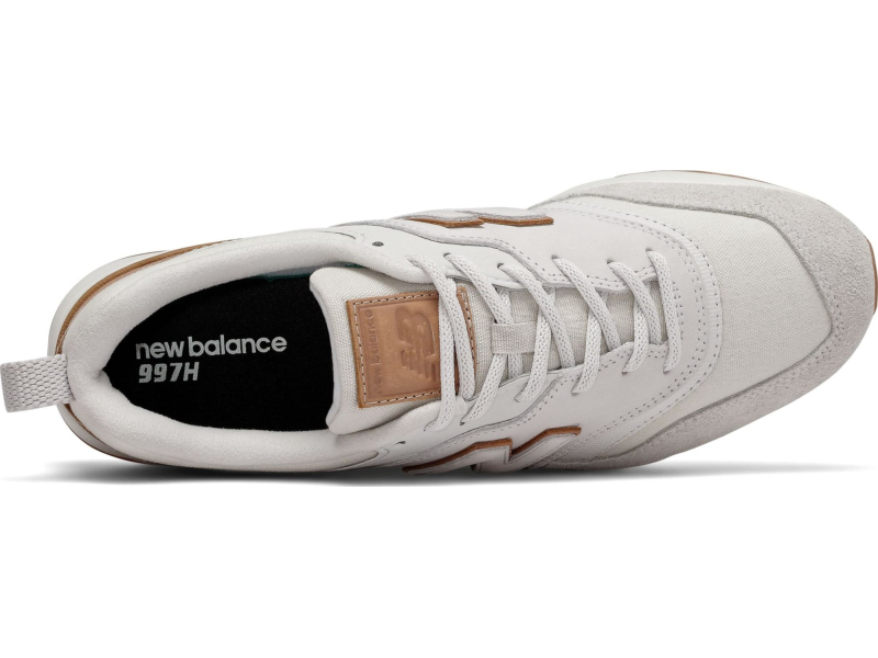 New Balance CM997 T1 Silver Birch