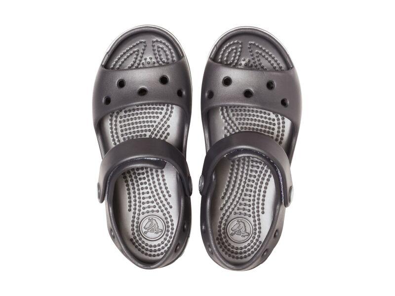 Crocs™ Kids' Crocband Sandal Graphite