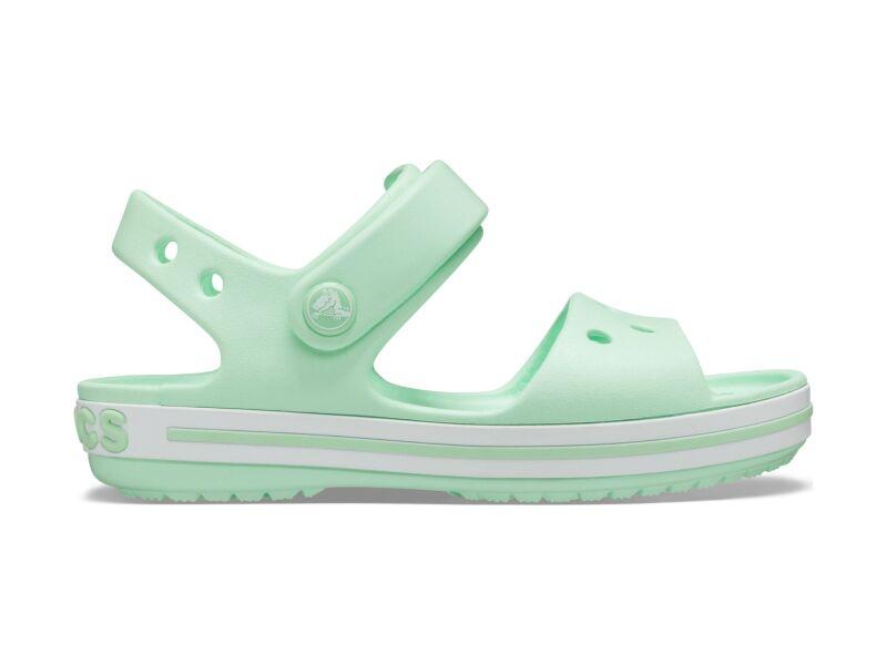 Crocs™ Kids' Crocband Sandal Neo Mint