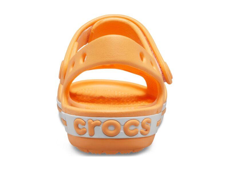 Crocs™ Kids' Crocband Sandal Cantaloupe