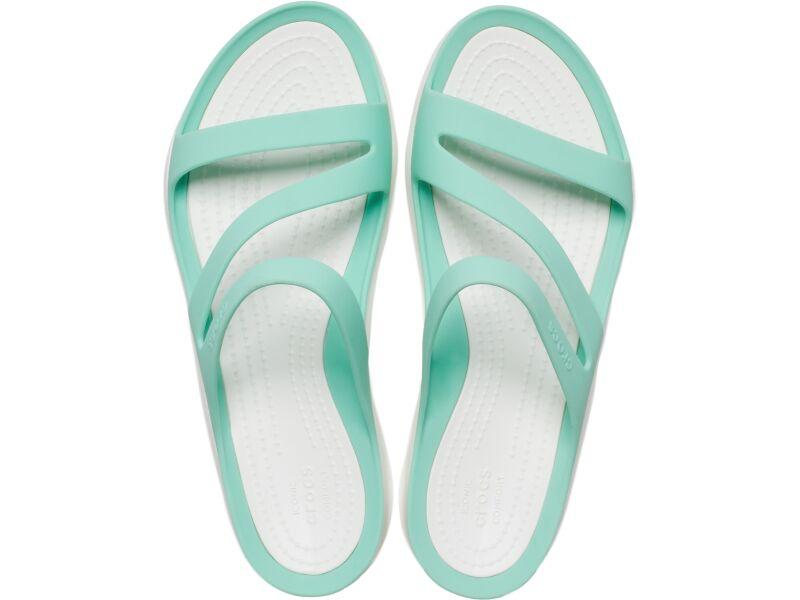 Crocs™ Women's Swiftwater Sandal Pistachio