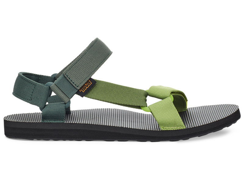 Teva Original Universal Men's Green Multi