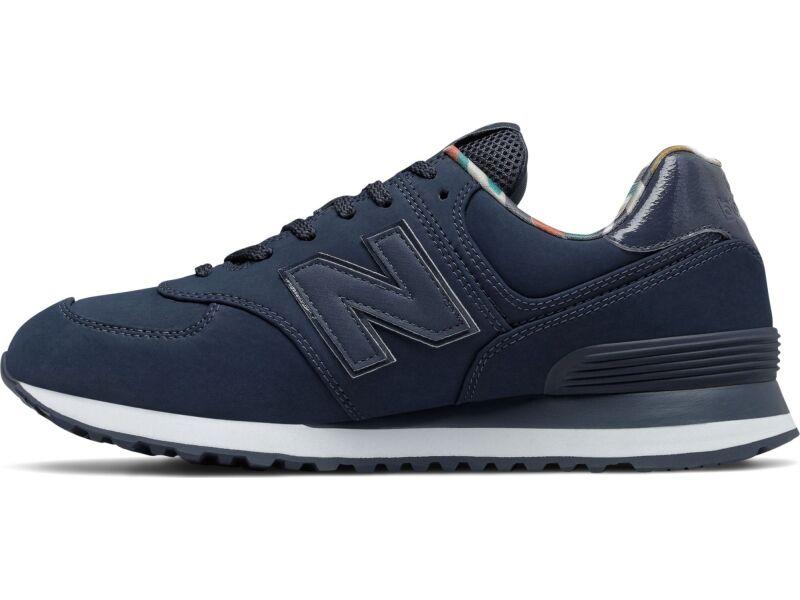 New Balance ML574 Leather Blue