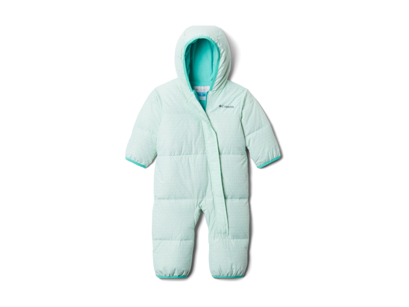 Columbia Snuggly Bunny Bunting Sea Ice Sparkle