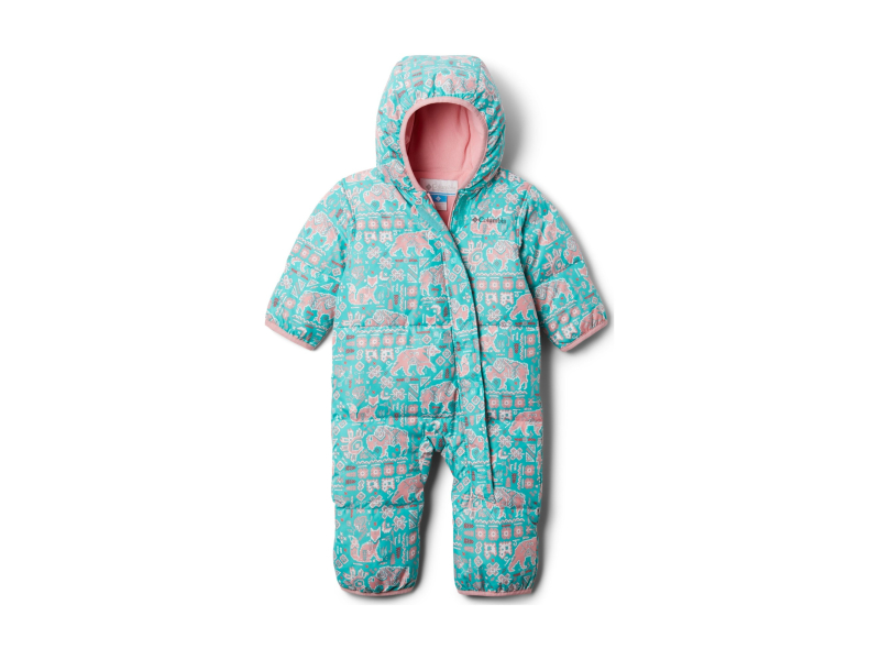 Columbia Snuggly Bunny Bunting Dolphin Critter