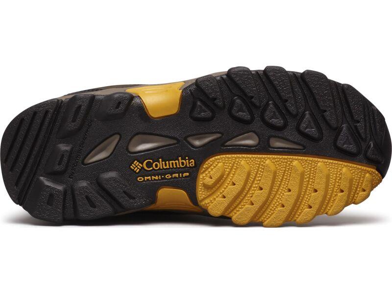 Columbia Newton Ridge Cordovan/Golden Yellow