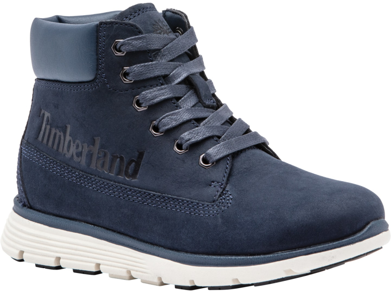 Timberland Killington 6 Inch Logo Junior's Navy/Black