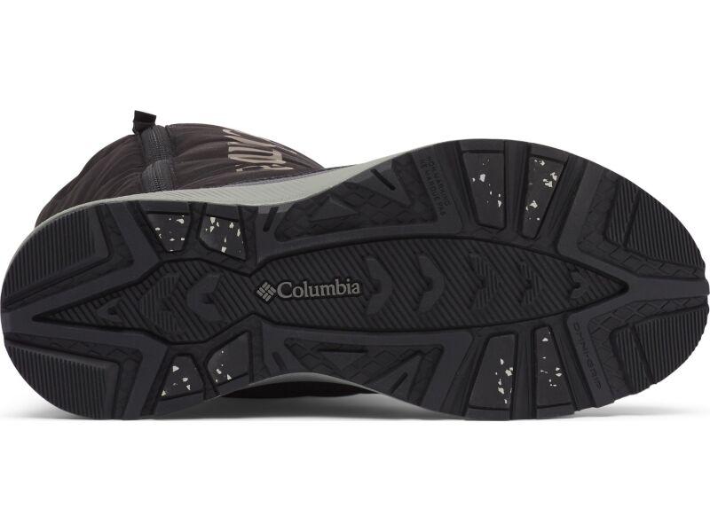 Columbia Paninaro Omni-Heat Tall Women's Black/Stratus