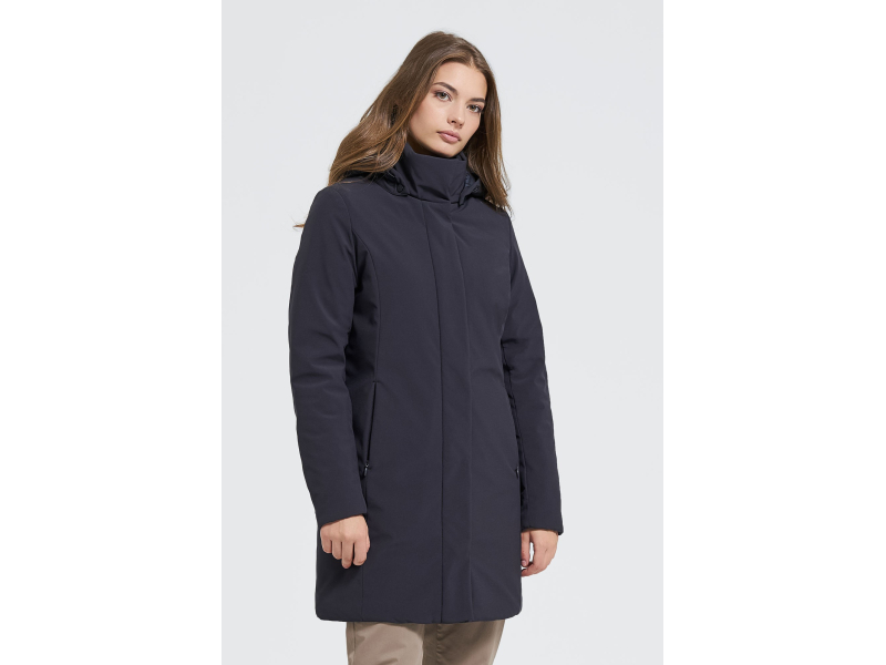 AUDIMAS  parka 1921-211 Black