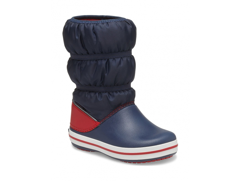 Crocs™ Crocband Winter Boot Kid's Navy/Red