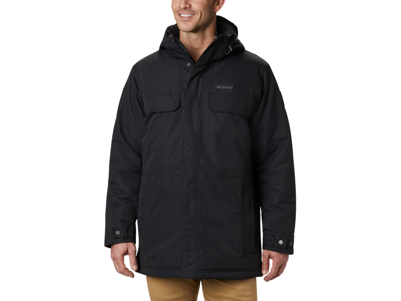 Columbia Rugged Path Parka Men's Black