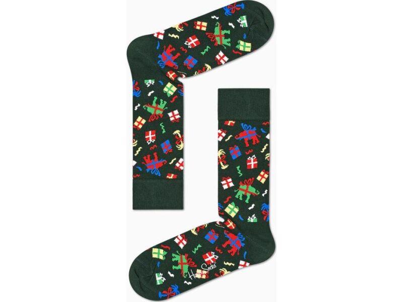 Happy Socks 3-Pack Holiday Socks Gift Set Multi 0100
