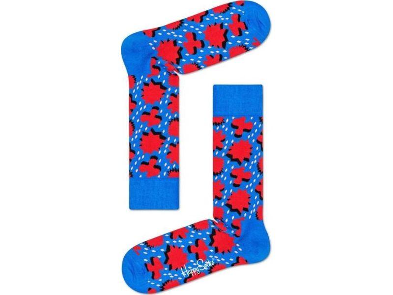 Happy Socks Comic Relief Sock Multi 6300