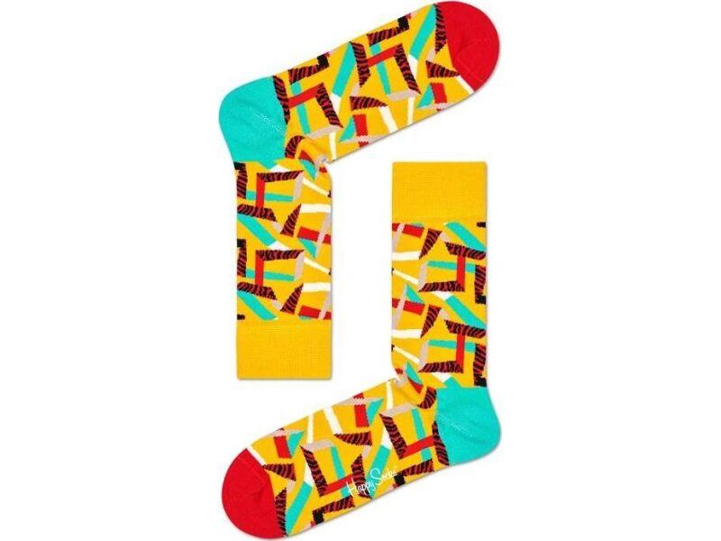 Happy Socks Tiger Chain Sock Multi 2200