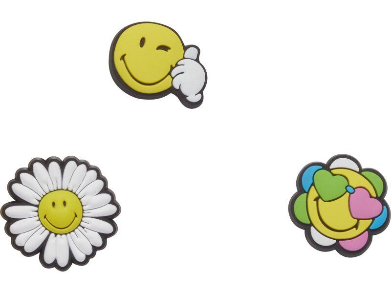 Crocs™ Crocs SMILEY LOOKIN GOOD 3-PACK G0795000-MU