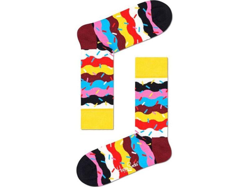 Happy Socks Birthday Cake Sprinkle Sock Multi 0200
