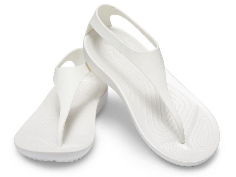 Crocs™ Serena Flip Women's Oyster/Oyster