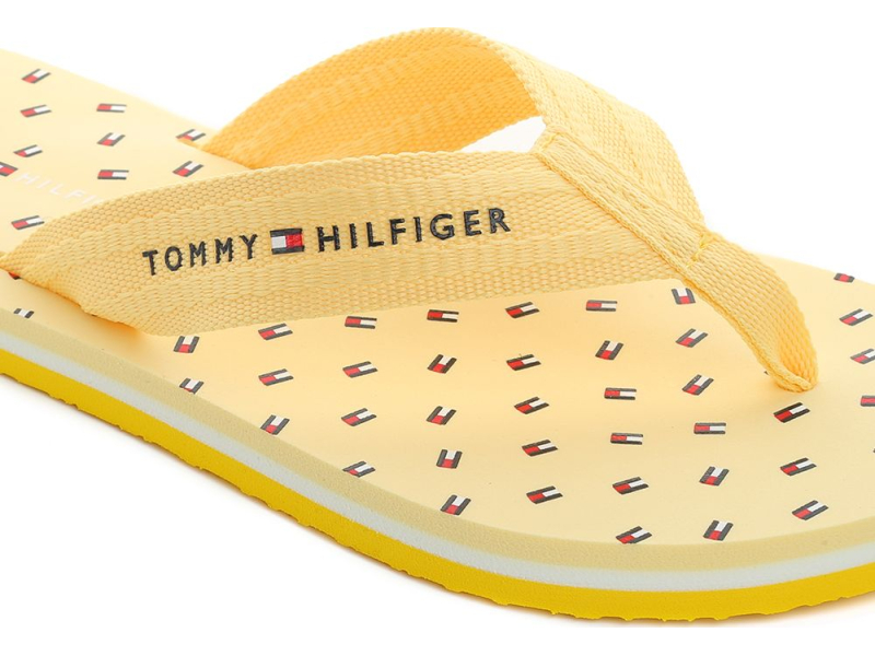 TOMMY HILFIGER 41-39-07-9 Yellow