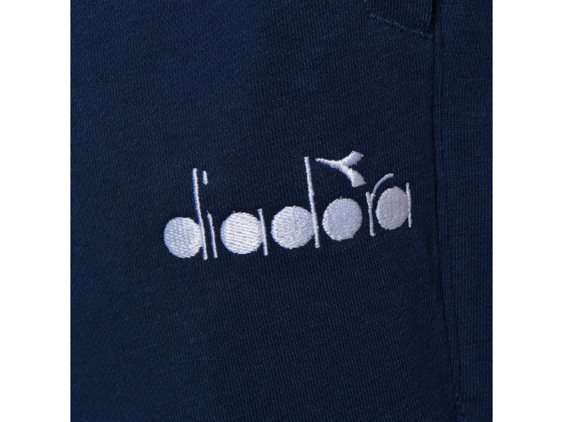 DIADORA Pant Cuff Core Blue Corsair