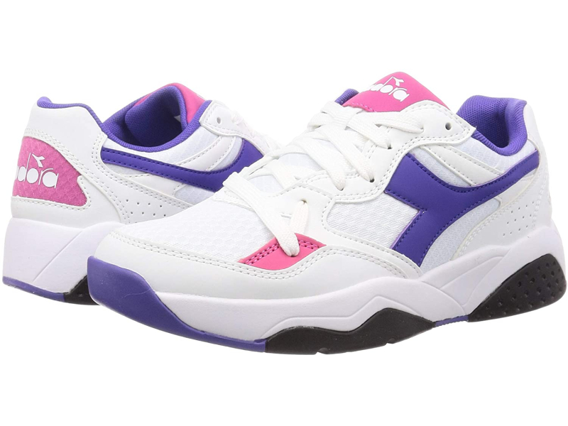 DIADORA Flex Run Women's White/Fandango Pink