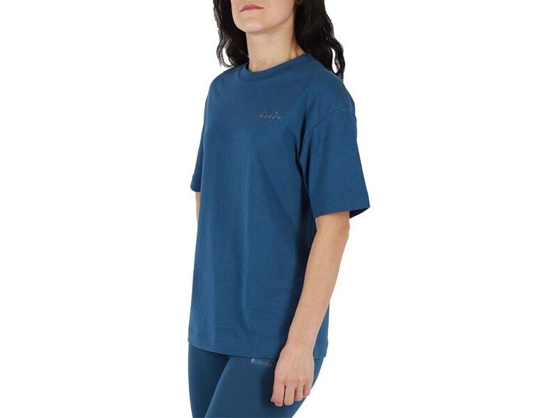 DIADORA L. T-Shirt SS Chromia Ensign Blue