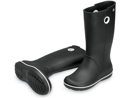 Crocs™ Crocband™ Jaunt Black