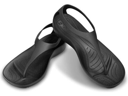 Crocs™ Sexi Flip Черный/Черный