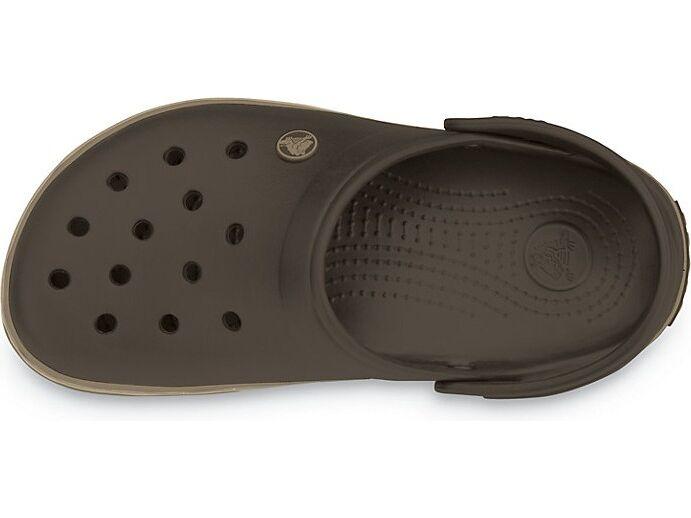Crocs™ Crocband™ Ruda/Chaki