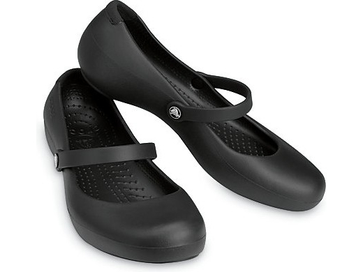 Crocs™ Alice Work Black