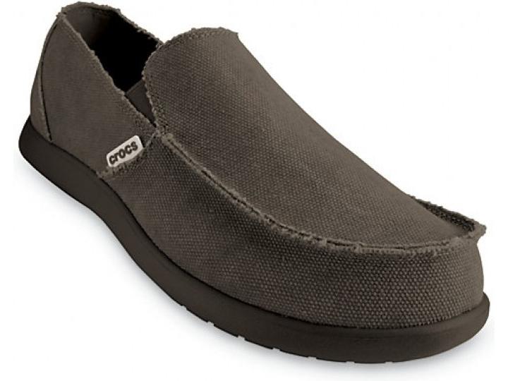 Crocs™ Santa Cruz Dark brown/Dark brown