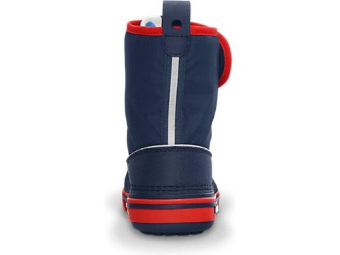 Crocs™ Kids' Crocband II.5 Gust Boot Dark blue/Red