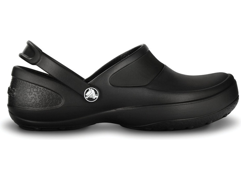 99e922e6b ... Crocs™ Mercy Work Black Black ...