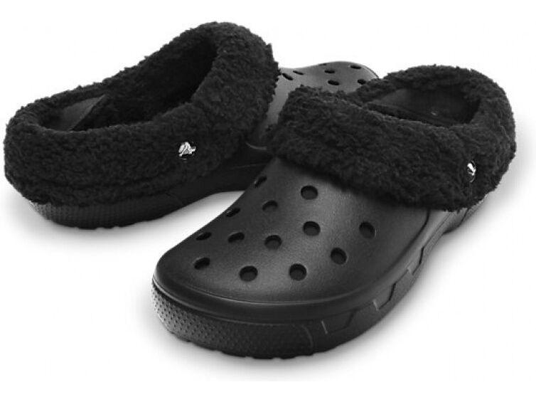 Crocs™ Mammoth Evo Clog Black/Black