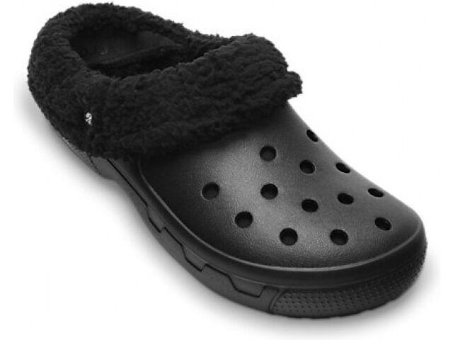 Crocs™ Mammoth Evo Clog Juoda/Juoda