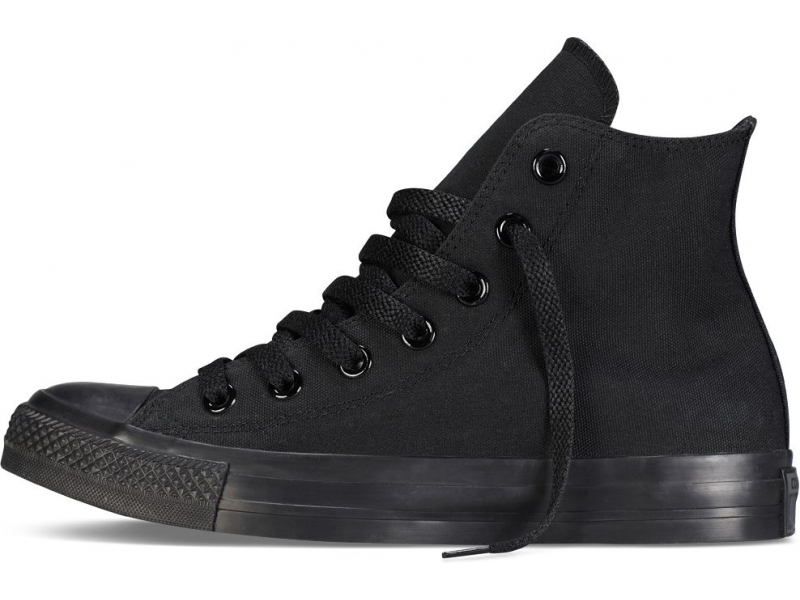 Converse Chuck Taylor All Star Hi Black/Black