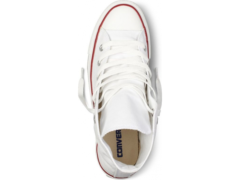 Converse Chuck Taylor All Star Hi White/White