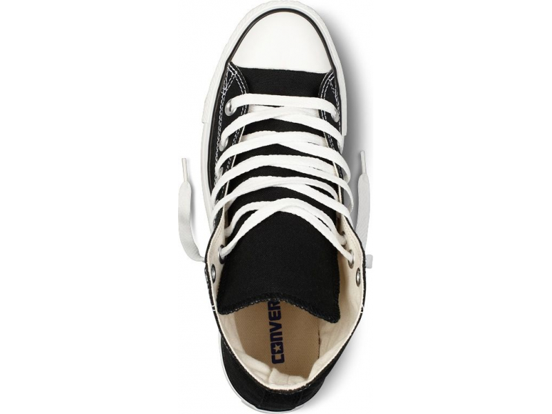 Converse Chuck Taylor All Star Hi Black/White