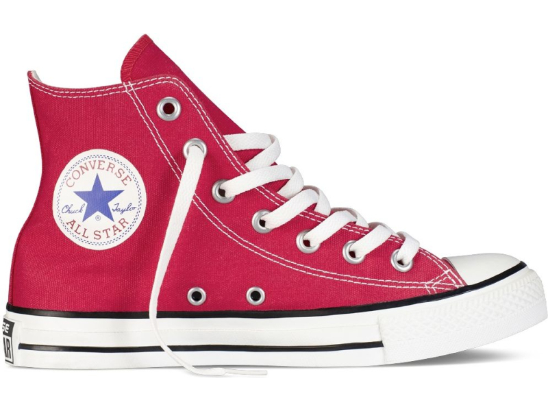 Converse Chuck Taylor All Star Hi Red/White