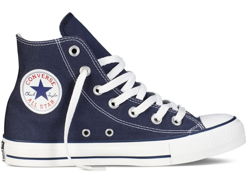Converse Chuck Taylor All Star Hi Dark blue/White