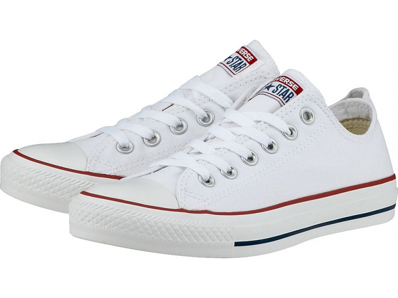 Converse Chuck Taylor All Star Ox White/White
