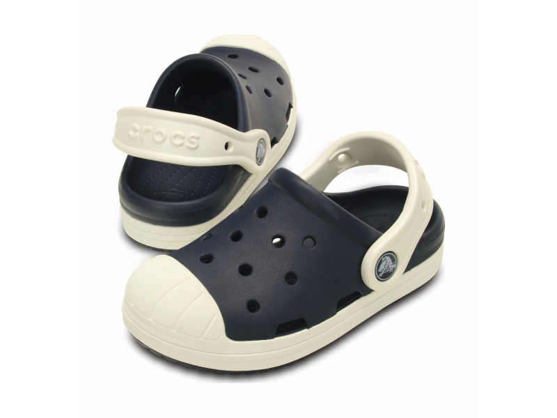 Crocs™ Kids' Bump It Clog Navy/Oyster