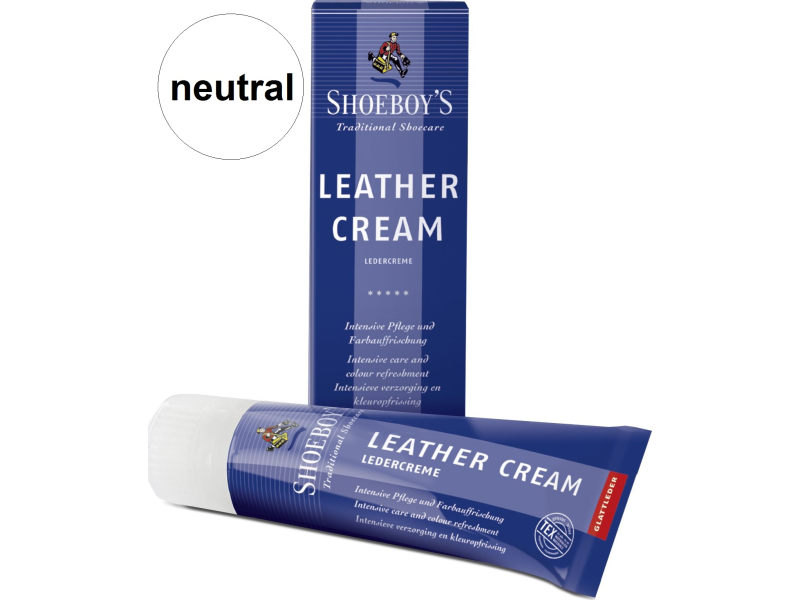 Shoeboy's Leather Creme 75ml Universalus