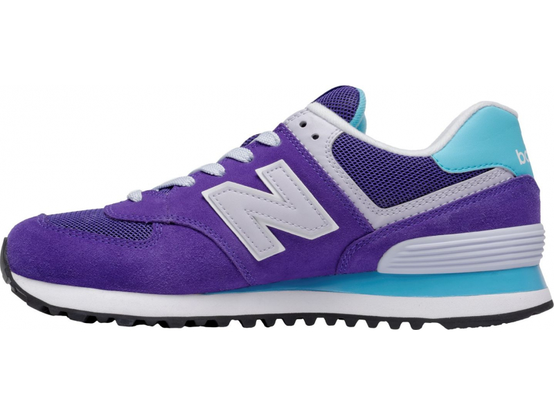New Balance WL574 Purple/Blue