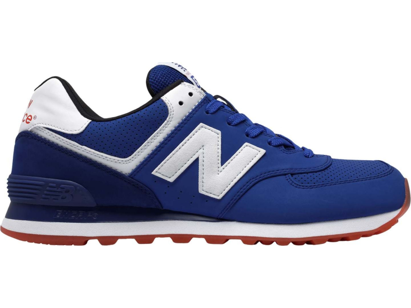 New Balance ML574 Sininen/Punainen