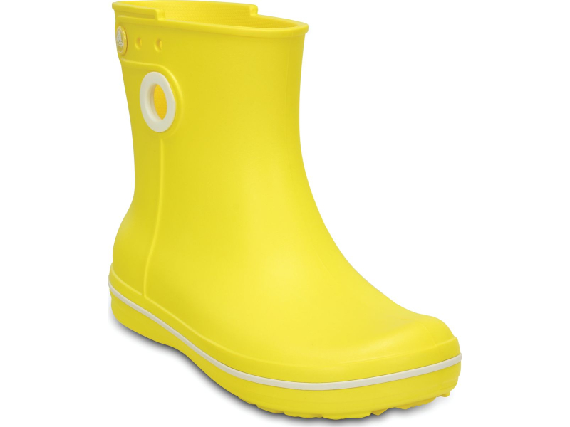 Crocs™ Women's Jaunt Shorty Boot Lemon