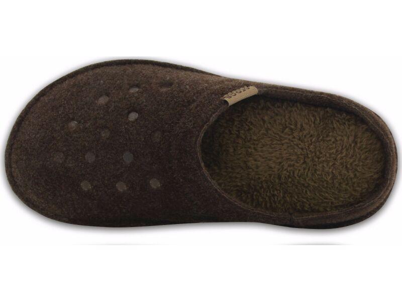 Crocs™ Classic Slipper Espresso/Walnut